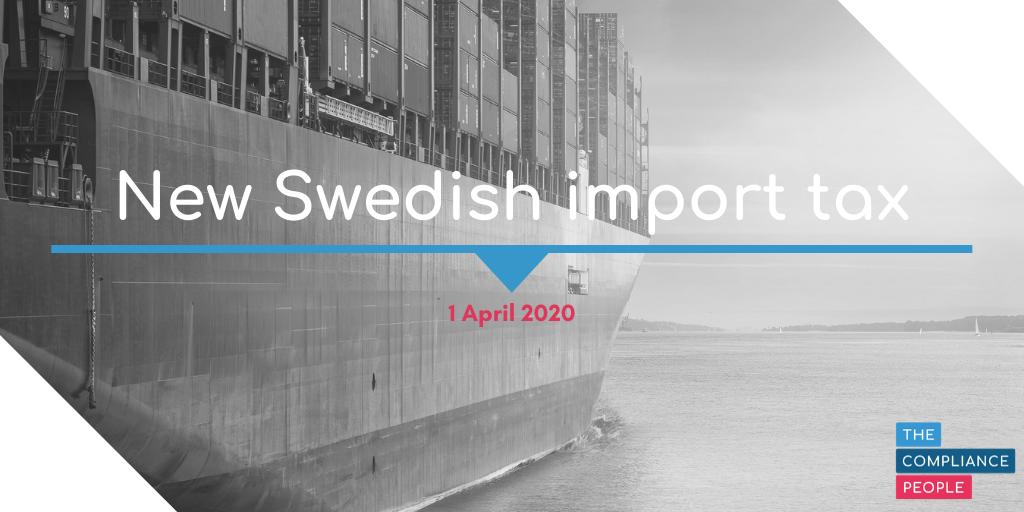 swedish import tax