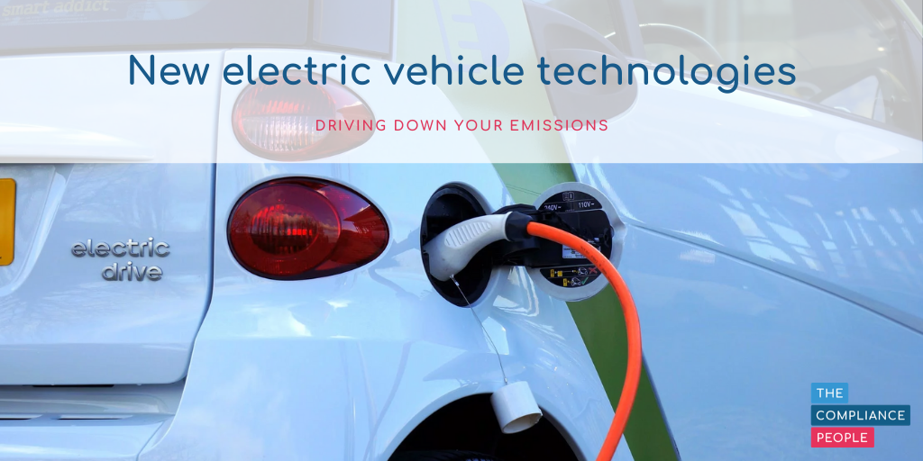 New electric vehicle technologies